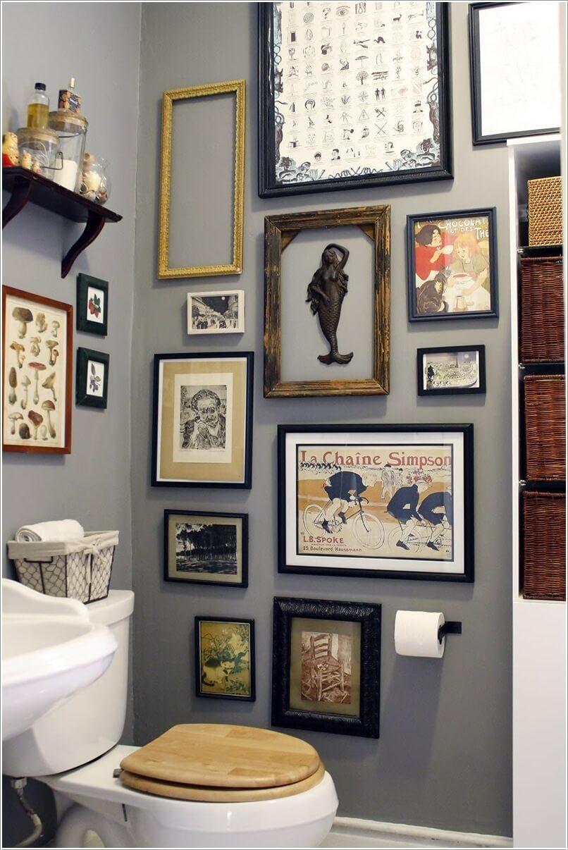 Идеи декора ванной комнаты 6 | Дока-Мастер