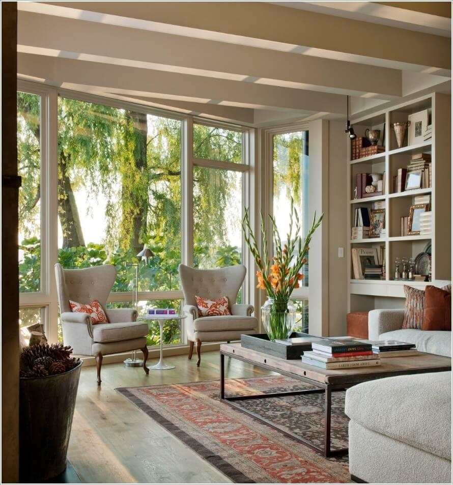 Кресла для стильной гостиной 6 | Дока-Мастер