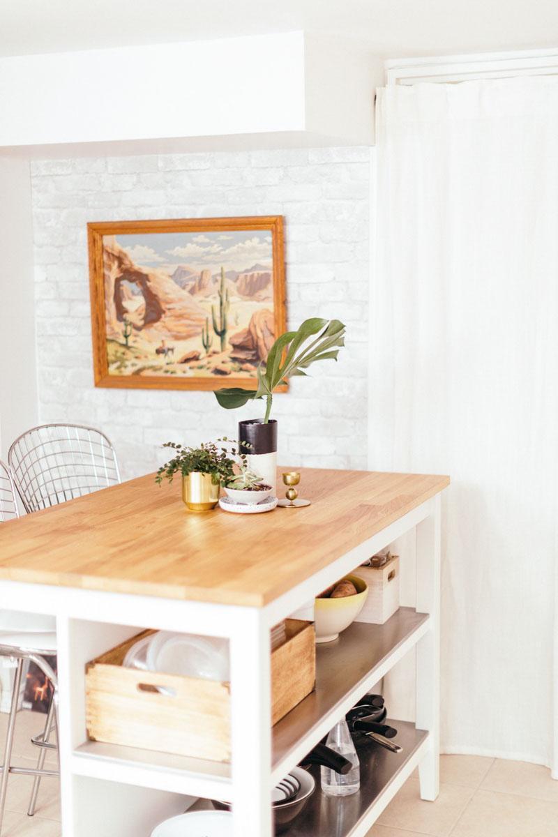 Стираем серые будни: персиковая кухня - 07