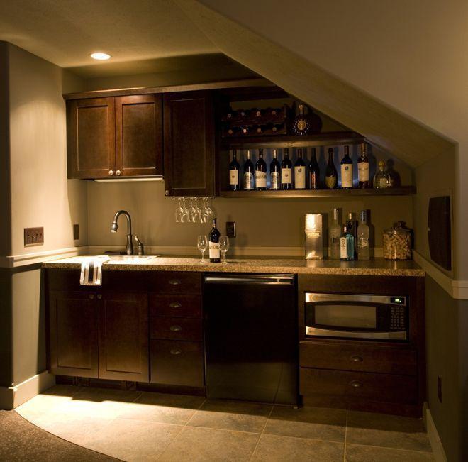 12 мини-кухонь для удобства и комфортной жизни 08