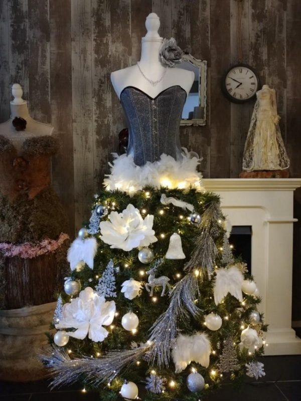 image8-17   Ёлка-платье — стильно и необычно!
