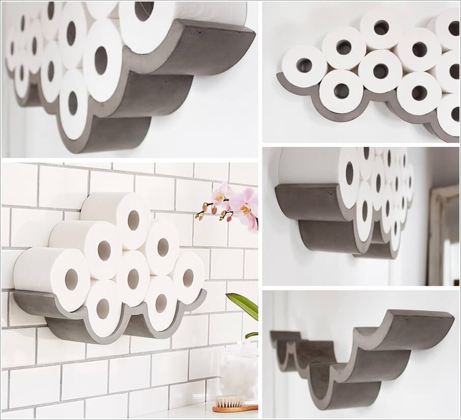Идеи декора ванной комнаты 9 | Дока-Мастер