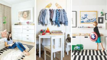 Советы дизайнера: как поддерживать порядок в детской 3 | Дока-Мастер