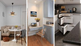 10 способов использовать углы в кухне 5 | Дока-Мастер
