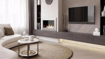 Особенности мебели из натурального дерева для гостиных 6 | Дока-Мастер