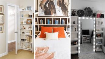 10 способов хранить больше в вашей спальне 3 | Дока-Мастер