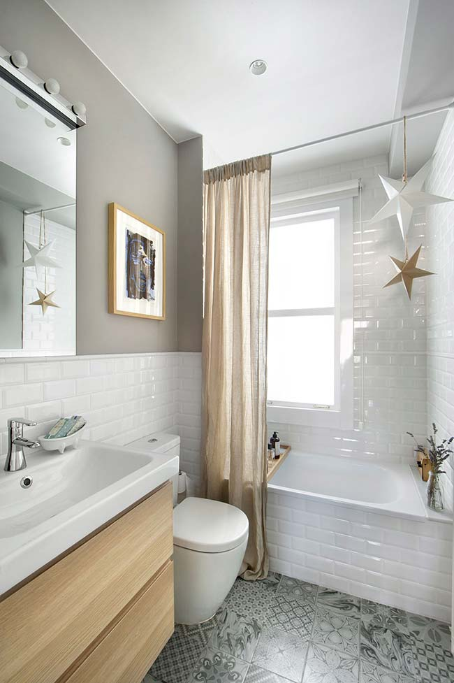 30 идей для современного оформления ванных комнат 13   Дока-Мастер