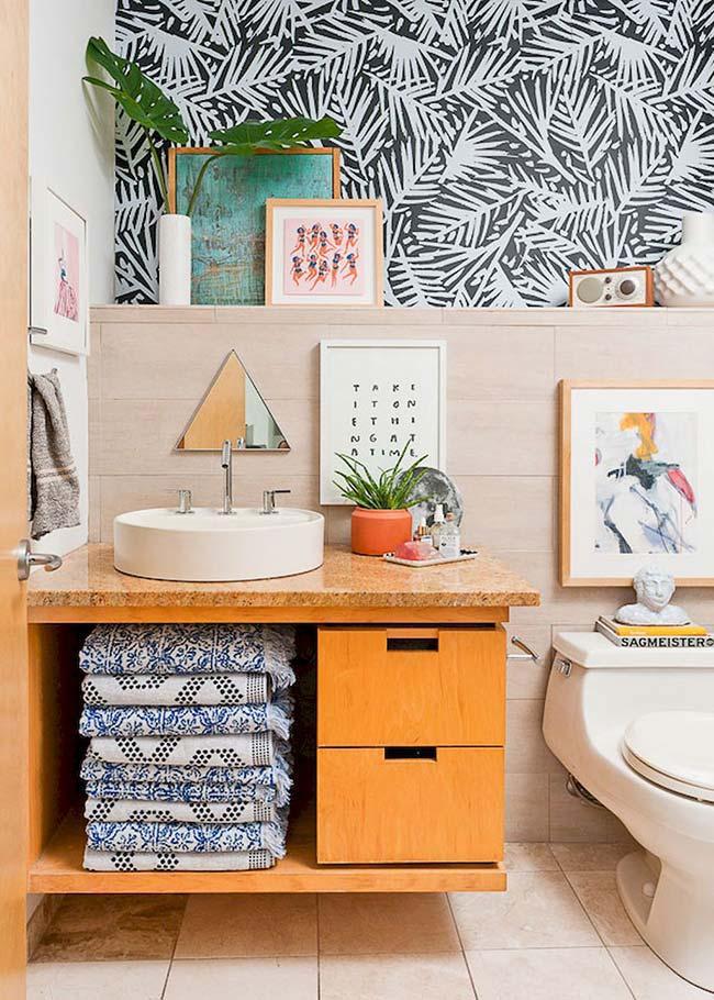 30 идей для современного оформления ванных комнат 14   Дока-Мастер