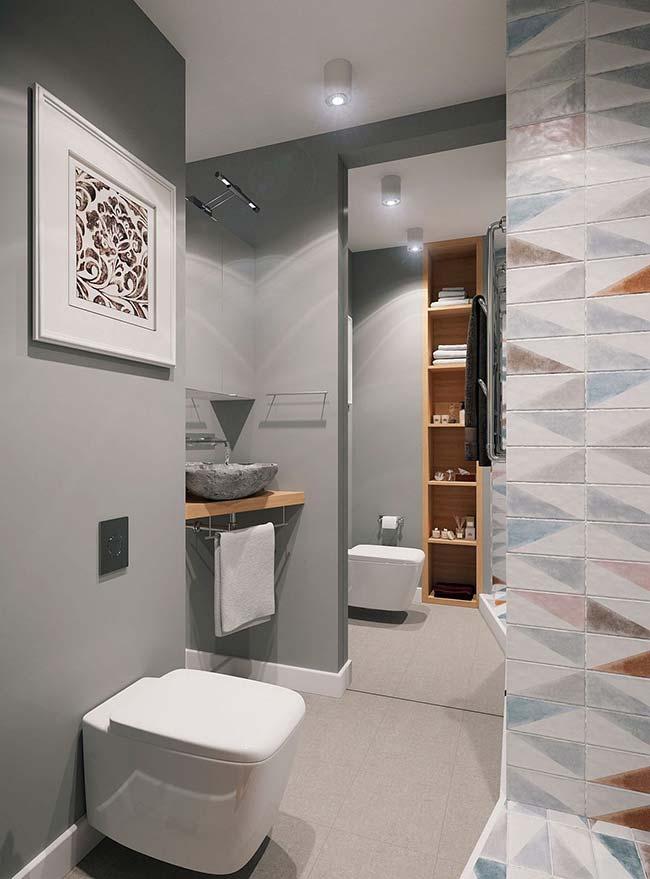 30 идей для современного оформления ванных комнат 15   Дока-Мастер