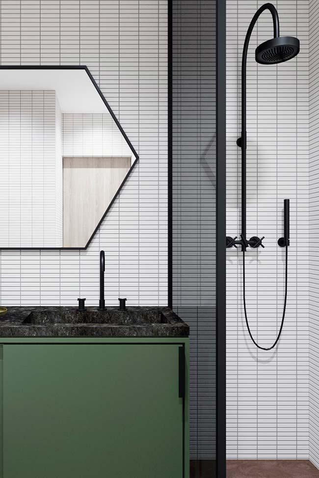 30 идей для современного оформления ванных комнат 18   Дока-Мастер