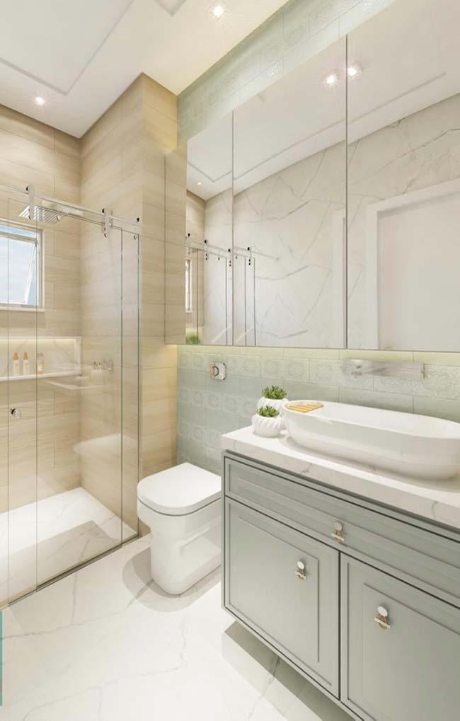 30 идей для современного оформления ванных комнат 21   Дока-Мастер