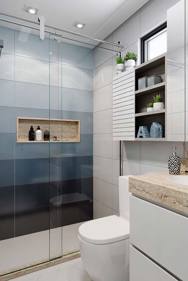 30 идей для современного оформления ванных комнат 22   Дока-Мастер