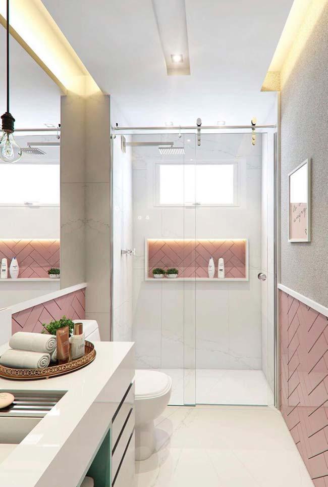 30 идей для современного оформления ванных комнат 24   Дока-Мастер