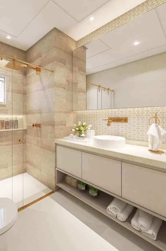 30 идей для современного оформления ванных комнат 25   Дока-Мастер