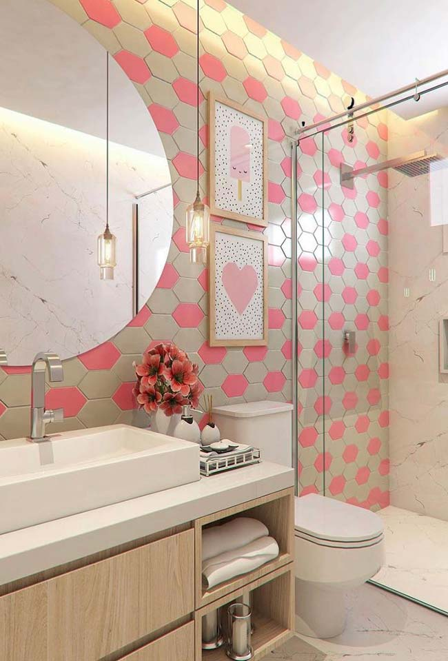 30 идей для современного оформления ванных комнат 27   Дока-Мастер