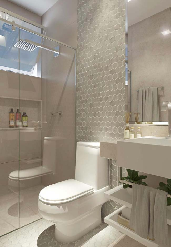 30 идей для современного оформления ванных комнат 35   Дока-Мастер