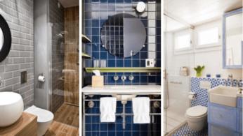 30 идей для современного оформления ванных комнат 2 | Дока-Мастер