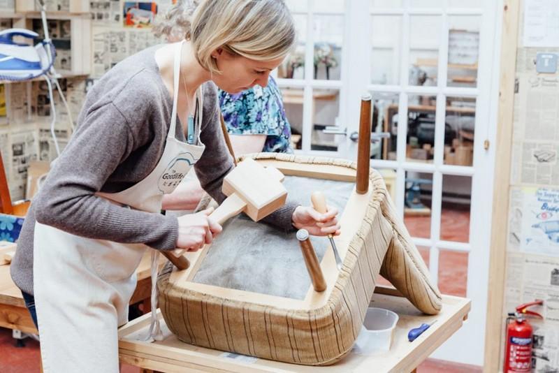 Перетяжка и восстановление мебели 1   Дока-Мастер