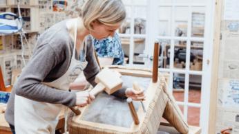Перетяжка и восстановление мебели 1 | Дока-Мастер
