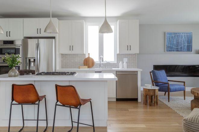 Где должен начинаться и заканчиваться кухонный фартук 10 | Дока-Мастер