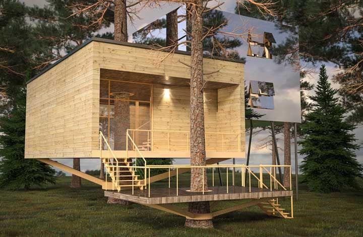96 современных домов в которых вы захотите жить 10 | Дока-Мастер