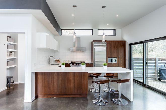 Где должен начинаться и заканчиваться кухонный фартук 11 | Дока-Мастер