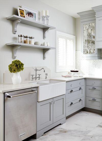 Где должен начинаться и заканчиваться кухонный фартук 12 | Дока-Мастер