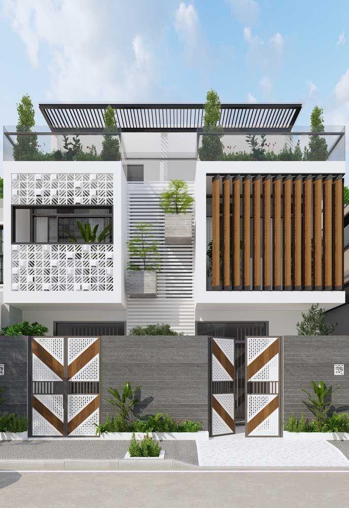 96 современных домов в которых вы захотите жить 12 | Дока-Мастер