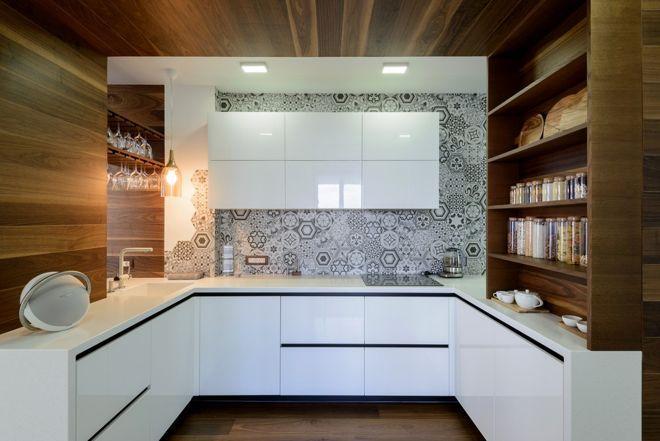 Где должен начинаться и заканчиваться кухонный фартук 13 | Дока-Мастер