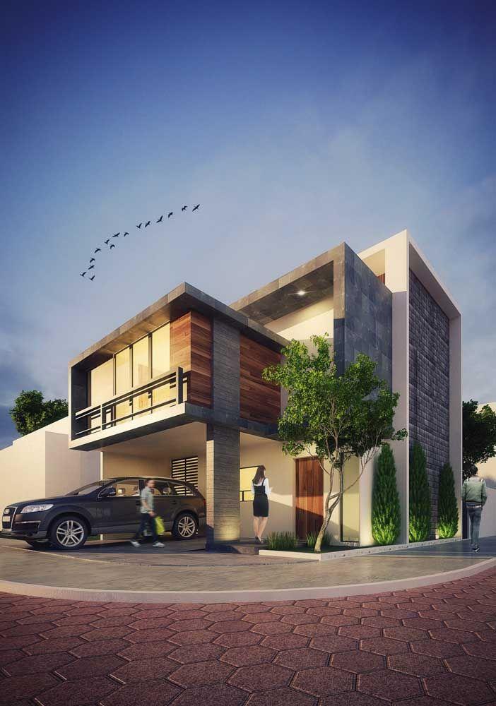 96 современных домов в которых вы захотите жить 13 | Дока-Мастер