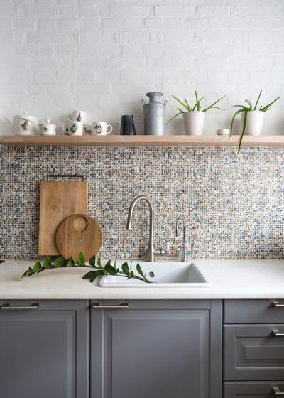 Где должен начинаться и заканчиваться кухонный фартук 16 | Дока-Мастер