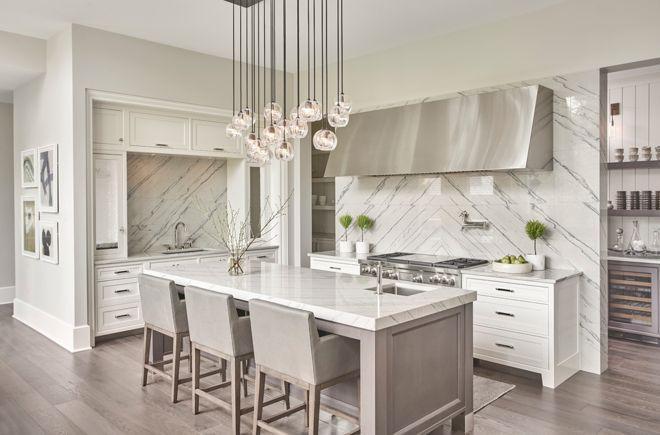 Где должен начинаться и заканчиваться кухонный фартук 2 | Дока-Мастер