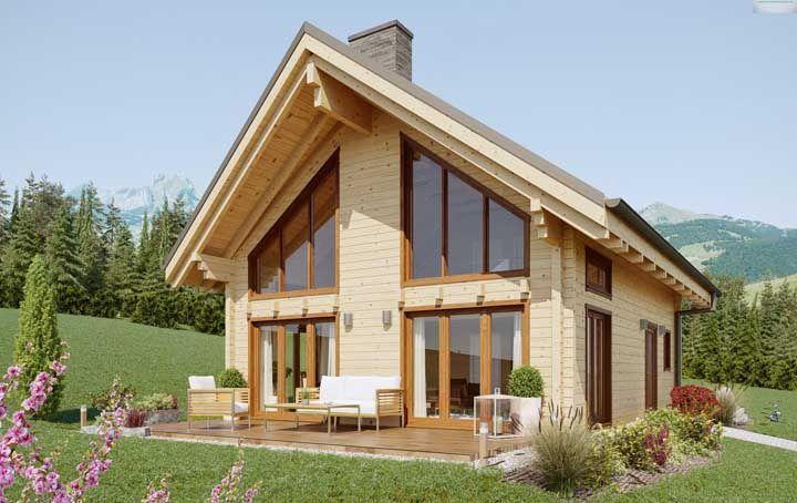 96 современных домов в которых вы захотите жить 20 | Дока-Мастер