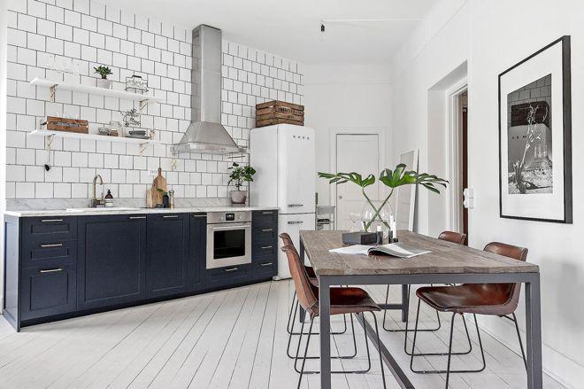 Где должен начинаться и заканчиваться кухонный фартук 21 | Дока-Мастер