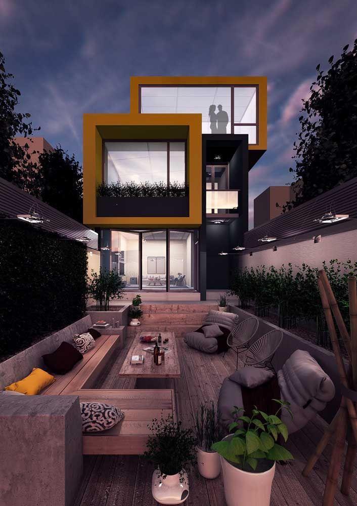 96 современных домов в которых вы захотите жить 21 | Дока-Мастер