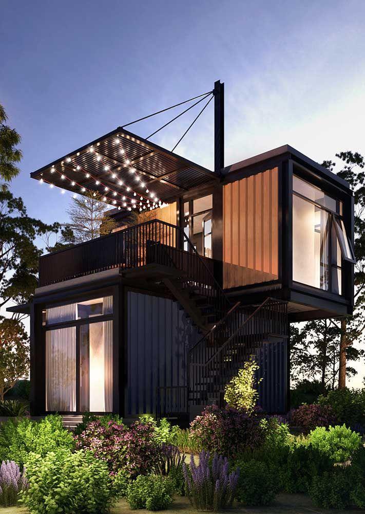 96 современных домов в которых вы захотите жить 22 | Дока-Мастер