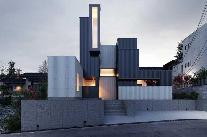 96 современных домов в которых вы захотите жить 24 | Дока-Мастер