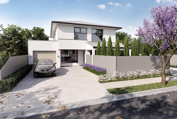 96 современных домов в которых вы захотите жить 3 | Дока-Мастер