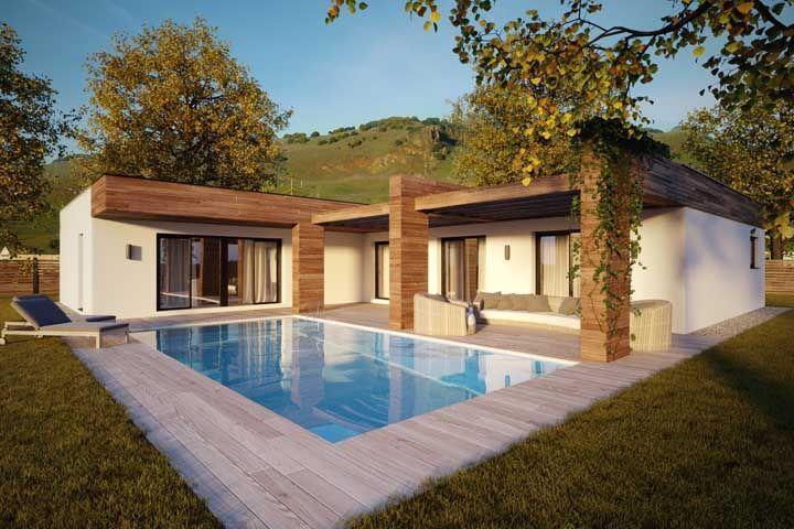 96 современных домов в которых вы захотите жить 31 | Дока-Мастер