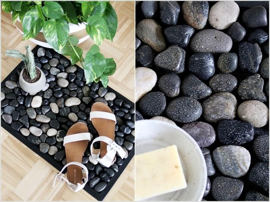 Лучшее использование натурального камня в интерьере 4 | Дока-Мастер