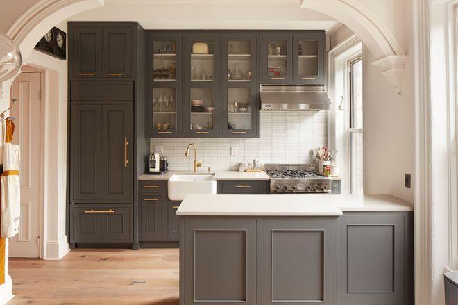 Где должен начинаться и заканчиваться кухонный фартук 5 | Дока-Мастер