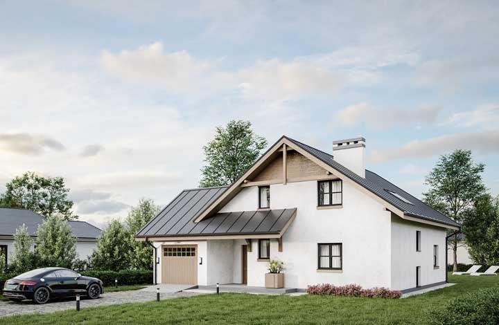 96 современных домов в которых вы захотите жить 5 | Дока-Мастер
