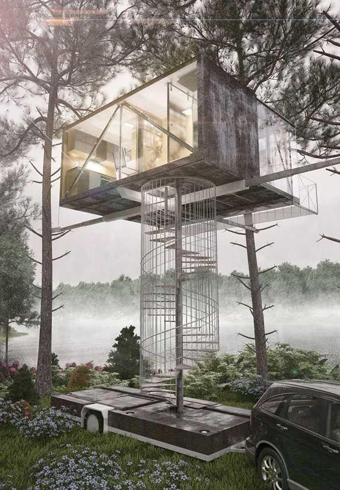 96 современных домов в которых вы захотите жить 6 | Дока-Мастер