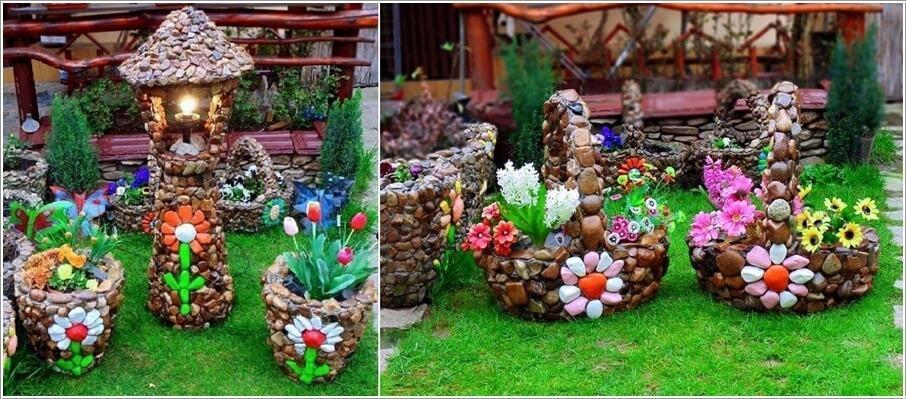 Лучшее использование натурального камня в интерьере 8 | Дока-Мастер