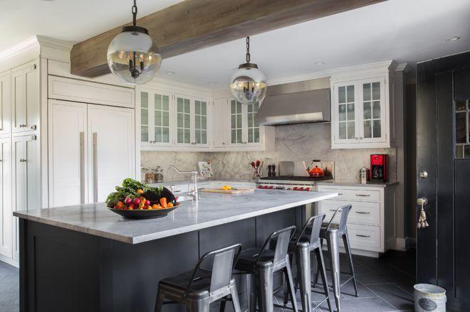 Где должен начинаться и заканчиваться кухонный фартук 9 | Дока-Мастер