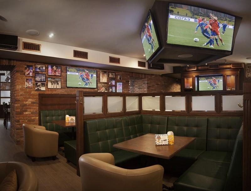 Мебель для баров, кафе и ресторанов 3 | Дока-Мастер