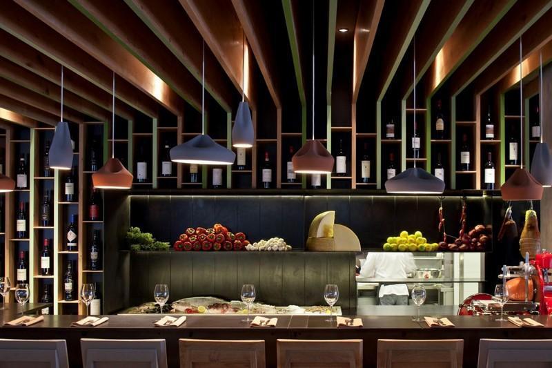 Мебель для баров, кафе и ресторанов 1 | Дока-Мастер