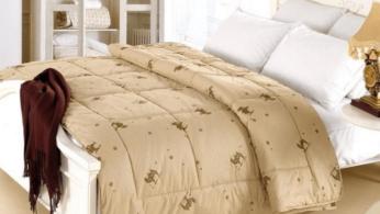 Почему стоит выбрать одеяло из верблюжьей шерсти 2 | Дока-Мастер