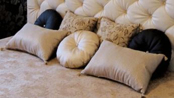Как правильно подобрать декоративные подушки к вашему интерьеру 2 | Дока-Мастер