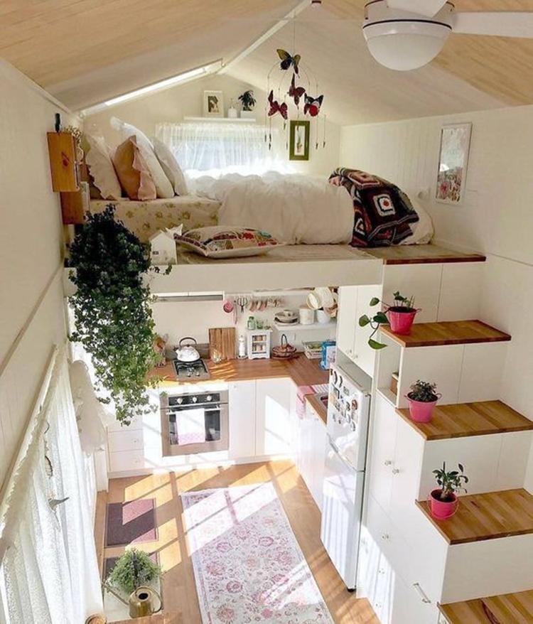 45 идей дизайна, позаимствованных в маленьких домах 1   Дока-Мастер